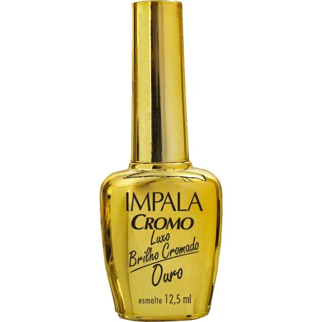 impala cromo ouro